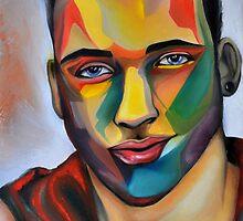 Face by Lukas Buvala