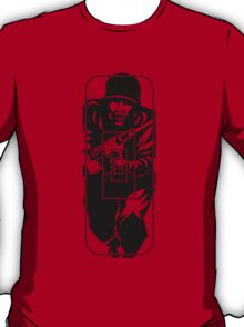 Figure 11 Military Gun Range Target T-Shirt