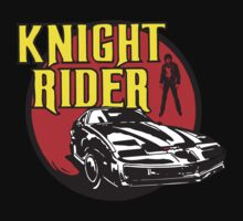 Knight Rider  by BUB THE ZOMBIE