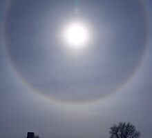 Sun Halo by SimplyKlick
