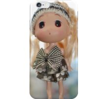 Cute Doll iPhone Case/Skin