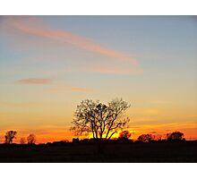 Lonesome Plains Photographic Print