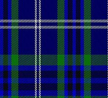 00084 Dickson Clan Tartan Fabric Print Iphone Case by Detnecs2013