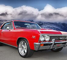 SS 396 Chevelle by WildBillPho