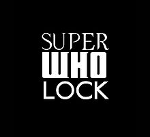 Superwholock by roisinmcgee