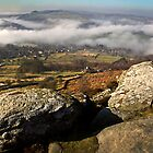 Curbar Edge by Theresa Elvin