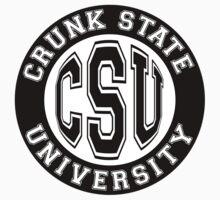 CSU - Crunk State University by fsmooth