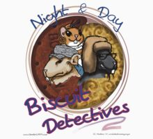 Night & Day, Biscuit Detectives! Kids Clothes