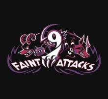 Dark Types - Faint Attacks by Kari Fry