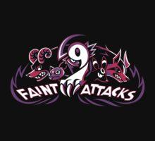 Dark Types - Faint Attacks by Kari Fry