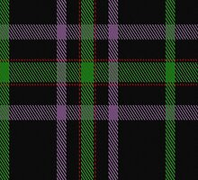 00089 O'Boyle Clan Tartan Fabric Print Iphone Case by Detnecs2013