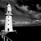 Cape Otway Lightstation No 1 ... by Erin Davis