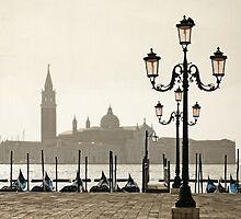 Sunny Morning at San Marco by Irina Chuckowree