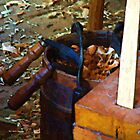 The Cooperage Draw Knives by RC deWinter