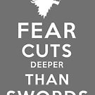 Fear Cuts Deeper Than Swords by Nana Leonti