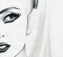 lady gaga - minimalism by coquillage