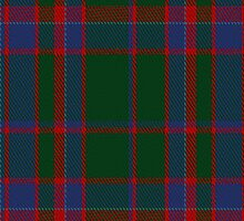 00098 Cummings Clan Tartan Fabric Print Iphone Case by Detnecs2013