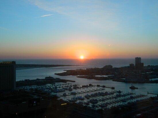 Dawn on the Marina    ^ by ctheworld
