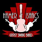 Hamer &amp; Isaacs Logo Design by Hannah Sterry
