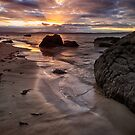 Taroona Beach Sunrise, Tasmania #12 by Chris Cobern