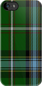 00124 Labrador District Tartan Fabric Print Iphone Case by Detnecs2013