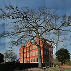 Winter at Kew Palace by cuilcreations