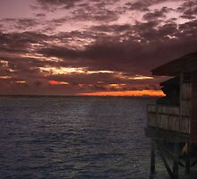 Sunset and water villas  by simon17