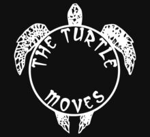 The Turtle Moves by Buleste