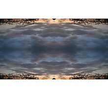Sky Art 7 Photographic Print