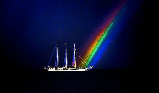 Color Shower by globeboater