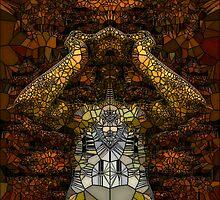 La Statue by Karo / Caroline Evans (Caux-Evans)