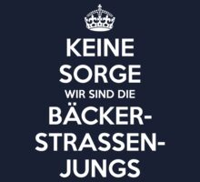 Bäckerstraßenjungs (Shirt) by Ashqtara