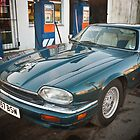 Jaguar XJS 16 by Mick Frank