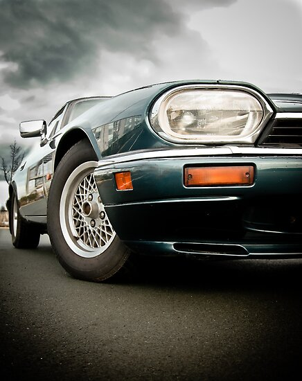 Jaguar XJS 18 by Mick Frank