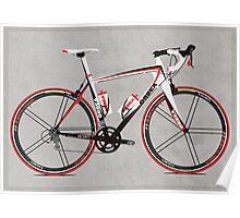 Race Bike Poster