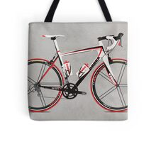 Race Bike Tote Bag