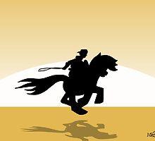 My Little Pony Express by botaday