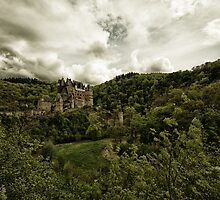 Burg (Castle) Eltz - 3 by Stephen Cullum