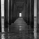 Scripps Pier 2 by Jeff Clark