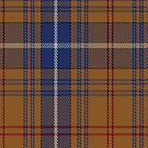 00151 New Jersey District Tartan Fabric Print Iphone Case by Detnecs2013