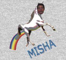 Mad Misha by wormstache