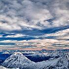 Zugspitze Vista by Stephen Cullum