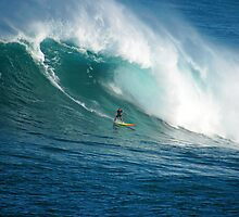 Waimea Bay Hawaii by kevin smith  skystudiohawaii