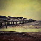 Southwold Pier Suffolk UK by Simon Duckworth