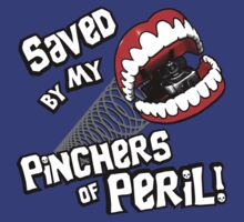 Pinchers of Peril! by shirtypants