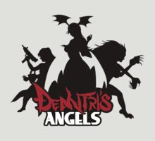 Demitri's Angels by KentZonestar