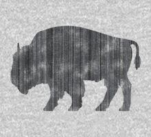 Weathered Buffalo Kids Clothes