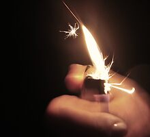 Cant Start A Fire With Out A Spark by LlandellaCauser