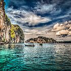 Thailand Phuket Islands by robyn70