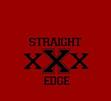 Straight Edge (Iphone Case) by blontz15